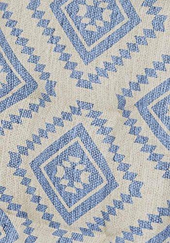 Hartman Sitzkissen Block - Bonita Blue