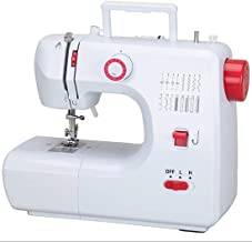 Sewing Machine with Multifunction, 16 Built-in Stitches, Automatic Needle Threader Portable Household Sewing Kit, High & L...