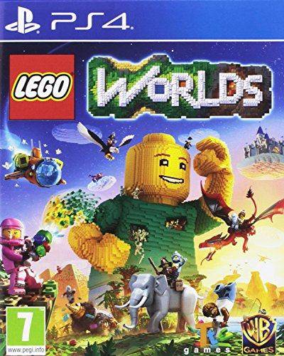 Lego Worlds PS4 [