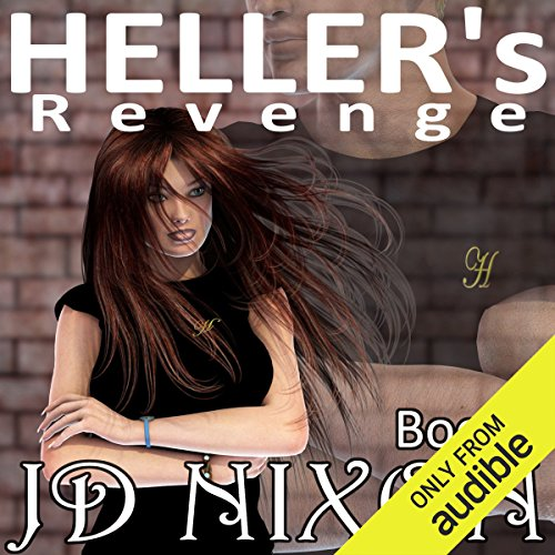 Heller's Revenge audiobook cover art