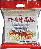 Chunsi Fideos De Trigo Sichuan 2000 g