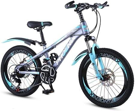 XXCZB Bicicletas Escolares Bicicleta 18 Pulgadas 20 Pulgadas ...