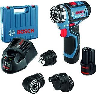 Bosch GSR 12V-15 FC FC Power Tools, GSR 12 V-15, 2 x 2AH Battery