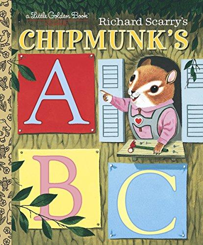 Richard Scarry's Chipmunk's ABC