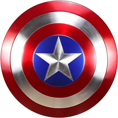 entrega rápida El El El Hombre de Hierro rojo Infinito Gauntlet con bonificación Gratis Infinito Gauntlet Llavero   Avengers Endgame Costume Ironman, Hulk, Thanos (Escudo del Capitán América Aluminio)  Todo en alta calidad y bajo precio.