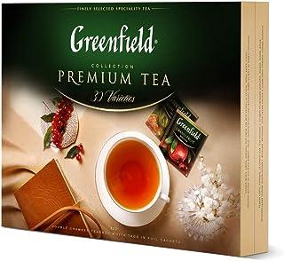 Greenfield Tee Sammlung - Premium Tee Collection