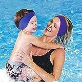 KINDPMA 10 Stück Schwimmen Nase Clip Nasenklammer Kinder Wasserdicht Nasenklemme Tauchen Nasenclip Silikon Nasenschutz Nasenstöpsel Schwimmen Nasenklammernfür Kinder Erwachsene Schwimmtraining - 6