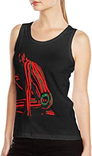 Woman's A Tribe Called Quest Logo Fashion Summer Music Band Fans Sleeveless Top Tshirts