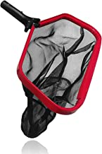 HIOD Red de Limpieza de Piscina Retráctil Redes de Rescate Skimmer Recogedor de Hojas Red de Pesca Equipo de Limpieza de Piscinas Accesorios