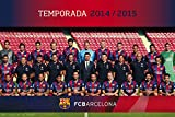 FC Barcelona - Poster - Plantilla 2014/2015 + Ü-Poster