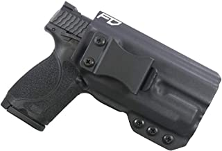 Fierce Defender IWB Kydex Holster S&W MP 2.0 Compact 9/40 w/APLc The Winter Warrior Series -Made in USA-