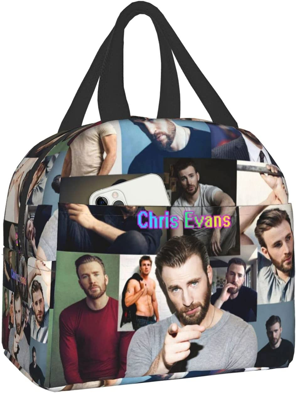 AIAV Chris E-Vans Portable Reusable T Bag Insulated Direct Super popular specialty store sale of manufacturer Cooler Lunch