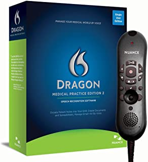 Dragon Medical Practice Edition, No. 2 with Powermic II