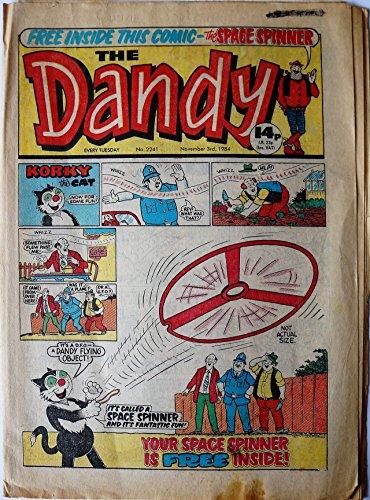 Vintage Rare The Dandy Weekly Comic Magazine No. 2241 Boys and Girls Comic...
