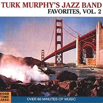 Turk Murphy's Jazz Band Favorites (Vol. 2)