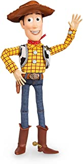 pull string woody doll