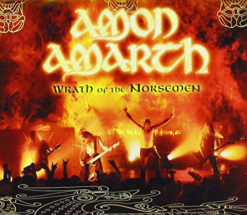 AMON AMARTH - WRATH OF THE NORSEMEN (3DVD) (1 DVD)