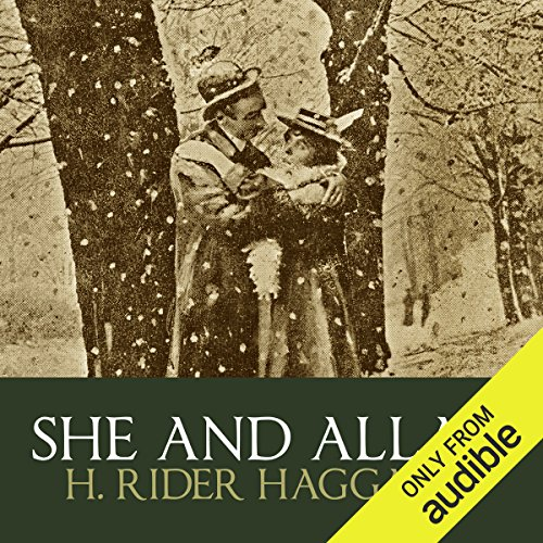 She And Allan                   By:                                                                                                                                 H. Rider Haggard                               Narrated by:                                                                                                                                 Barnaby Edwards                      Length: 15 hrs and 36 mins     16 ratings     Overall 4.6