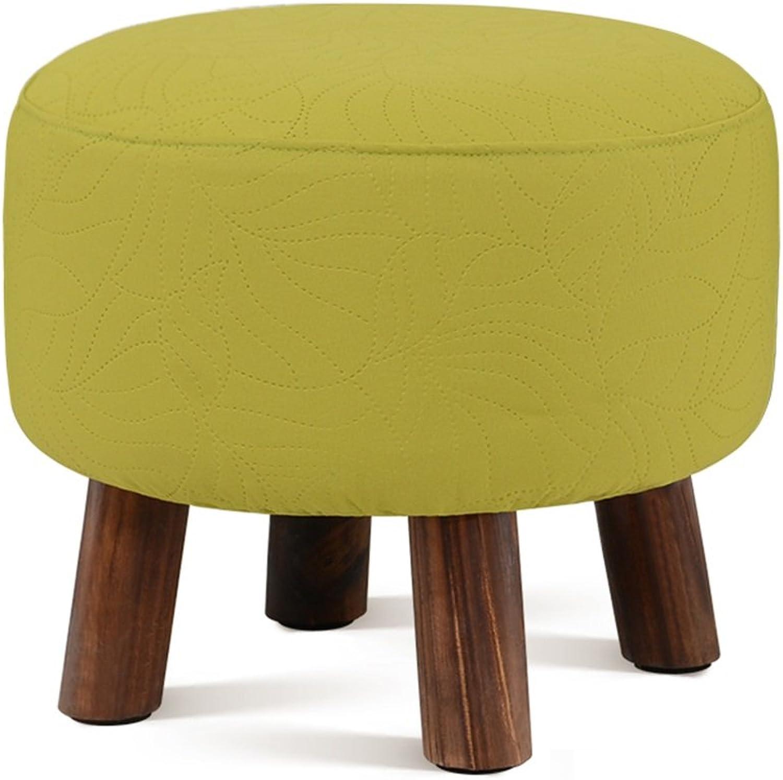 Stools Fashion Creative Stool Dressing Stool Home Sofa Stool Modern Simplicity Footstools (Size   43× 37 cm)