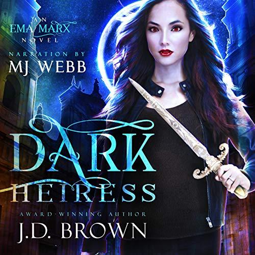 Dark Heiress Audiobook By J.D. Brown cover art