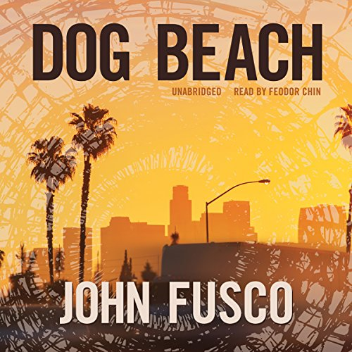 Dog Beach audiobook cover art