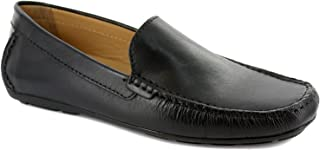 Driver Club USA Mens Genuine Leather Made in Brazil San Diego Venetian Loafer
