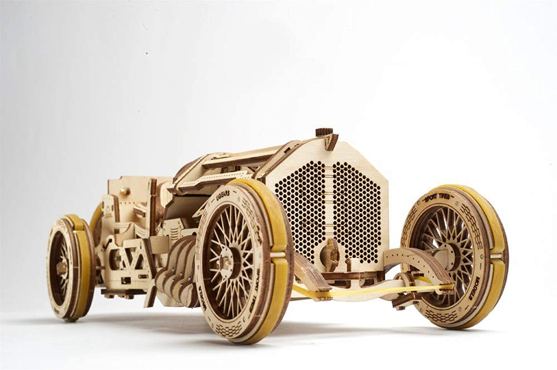 JLA Luxury Sports Car 3D Wooden Puzzle, Home Decor, Puzzle Model Kit Entwicklung, Hands-on Ability, Space Imagination, Spielzeug, Ornamente B07L5FK6WH Lebhaft und liebenswert | Die Qualität Und Die Verbraucher Zunächst