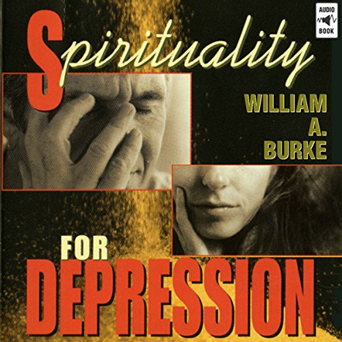 Spirituality for Depression audiobook cover art