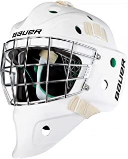 Bauer NME 4 Youth Goalie Mask - White