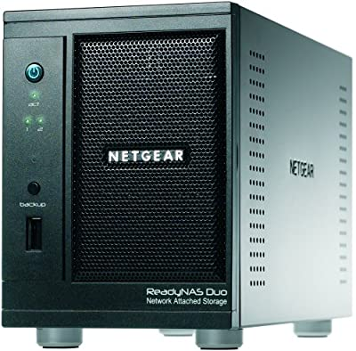Netgear ReadyNAS Duo 2-Bay Network Attached Storage