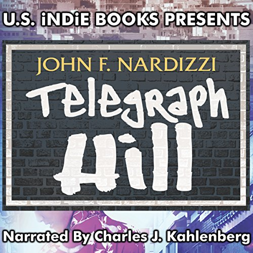 Telegraph Hill audiobook cover art
