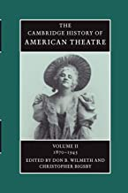 Best cambridge history of american theatre Reviews