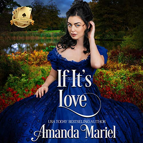 If It's Love Audiobook By Amanda Mariel,                                                                                        Dawn Brower cover art