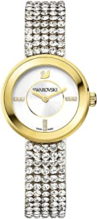 Swarovski Women's Silver Dial Stainless Steel Band Watch - 1194086, Analog Display