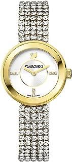 Swarovski Women's Silver Dial Stainless Steel Band Watch - 1194086, Analog Display