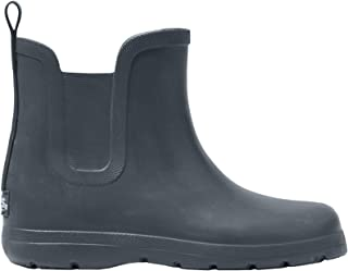totes Kid's Cirrus Chelsea Ankle Rain Boot