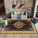 NF Alfombra grande vintage para sala de estar, dormitorio,...