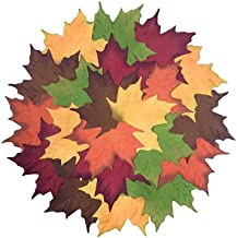 Celebrate Fall Together Pile Of Leaves Placemat - Multi color