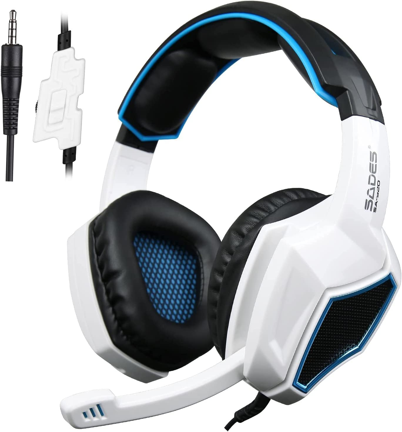 Xbox One PS4 PS5 Stereo Sale item Bass Outstanding Gaming with Headset Surround Sound