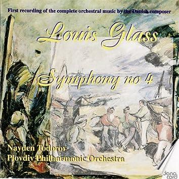 Louis Glass: Symphonies Vol. 1