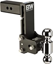 B&W Trailer Hitches Tow & Stow Double Ball Hitch 2 5/16