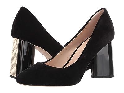 Kate Spade New York Sybil (Black Velvet) Women