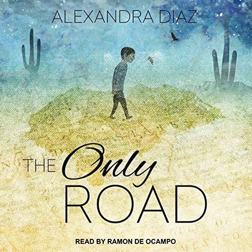 The Only Road audiobook cover art