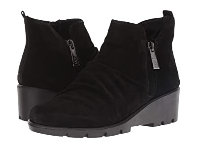 The FLEXX Sling Shot (Black Waterproof Suede) Women