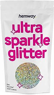 Hemway FINE Premium Multi Purpose Glitter 1/64