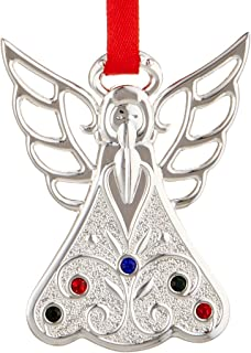 Lenox 867365 Jeweled Angel Ornament