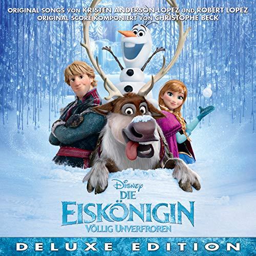 Die Eiskönigin Völlig Unverfroren (Deutscher Original Film Soundtrack/Deluxe Edition)