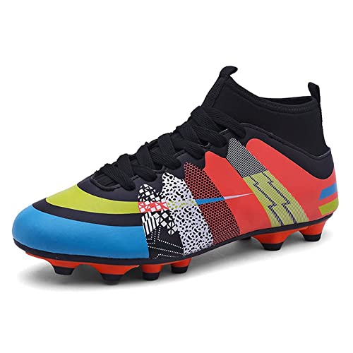 fa49fe76159 STEELEMENT Football Boots Competition Training Shoes Kids Adults Outdoor  Professional Soccer Boots