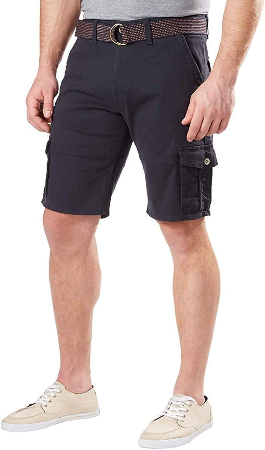 Ranking TOP13 specialty shop Weatherproof Vintage Mens Comfort Stretch A Cargo Shorts Utility