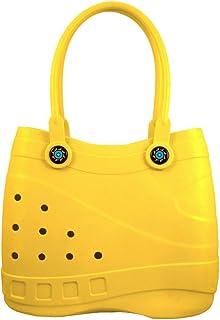Optari Small Bag For Women,Yellow - Tote Bags